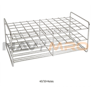 스텐선 시험관랙 (Stainless Steel Wire Test Tube Racks)