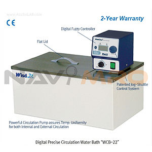 정밀 항온 순환 수조 (Digital Precise Circulation Water Bath)