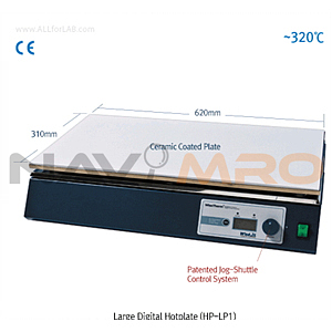 디지털 대형 정밀 가열판 (Built-in Digital PID Controller,Large Digital Hotplate)