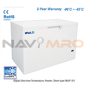 경제형 초저온 냉동고, 체스트형 (Economic Digital Ultra-Low Temp. Freezer, Chest Type)