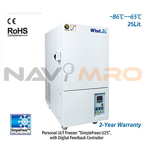 개인용 초저온 냉동고 (Personal Digital Ultra-Low Temp. Freezer, Upright Type)