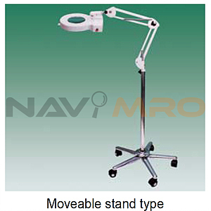 조명 확대경 (Light Stand Magnifier)