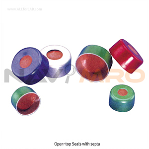 알루미늄 씰 (Open-top Seals with Septa)
