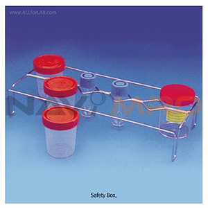 안전박스 랙(Optional Safety Box Rack)
