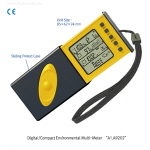 휴대용 디지털 멀티 메타 (Digital/Compact Environmental Multi-Meter)