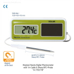 태양열 온도계 (Module/Handy Solar Digital Thermometer)