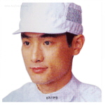 크린룸용 방진모 (남자기본형, Head Covers & Caps for Clean Room) DAIHAN