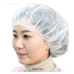 일회용 라운드 캡 (Normal,Non-woven Fabric Disposable Caps) DAIHAN
