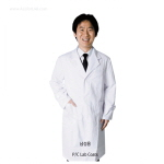 순면 가운 백색 (For male 남성용, P/C Lab Coats/Gown) DAIHAN