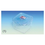 PCT 밀폐 용기 (Square, PCT Tight-sealing Containers)