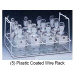 BOD병 와이어 랙 (Plastic Coated Wire Rack)