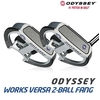 웍스버사 퍼터 2-Ball Fang (ODYSSEY WORKS VERSA 2-Ball Fang) 오딧세이